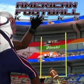 American Football Kick