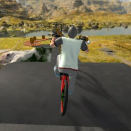 Bmx Rider Impossible Stunt Racing